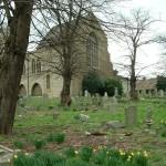 St Mary's Church, Ilford. Photo by Boreenatra